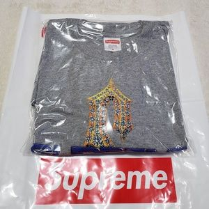 Supreme SS18 Diamond Tee